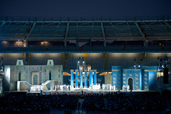 Nabucco Colossale a Torino
